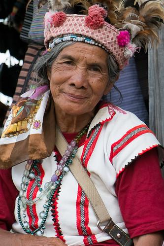 Wrinkles are beautiful. Banaue