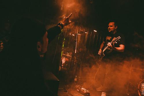 Keepleer 18 - Live at Volume, Kyiv [06.04.2019]
