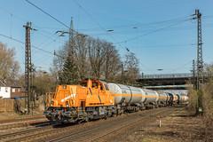 261 302 Northrail. Oberhausen Osterfeld Süd