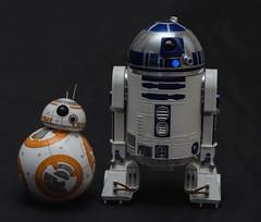 BB-8 y R2D2