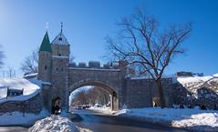 Portes Saint-Louis - Vieux Québec, Canada - 9336
