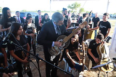 Inauguración del Muelle Deportivo en la Bahía de Asunción