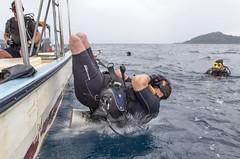 Josh Boggi The World's First Triple Amputee PADI Rescue Diver 0812_03a