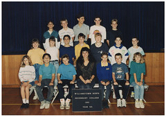 Williamstown North High School - 1991 - 8A