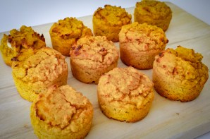 Low Carbohydrate, Healthy Fat Pumpkin Muffins With Cream Cheese Filling – Ted Eytan, MD
