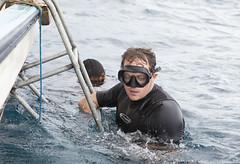 Josh Boggi The World's First Triple Amputee PADI Rescue Diver 0812_05a