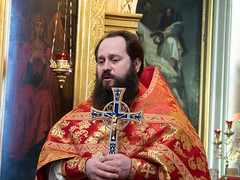 Праздник священномученика Алексия Никольского в Троицком-Кайнарджи