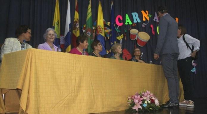 Homenaje a las mujeres trabajadoras en Barrial de Gáldar
