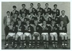 Williamstown Technical School - 1962 - Football Team
