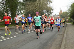 Paddock Wood Half Marathon 2019