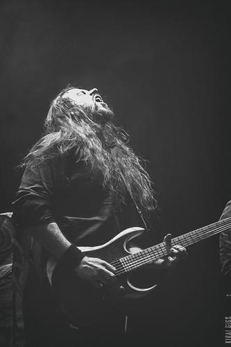Dark Tranquillity - Live at Atlas, Kyiv [21.02.2019]