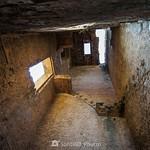 Dentro de la torre