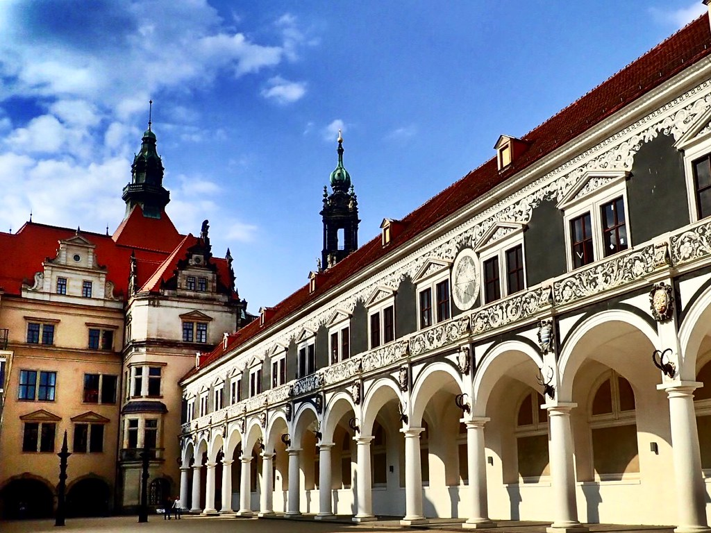 The World S Best Photos Of Courtyard And Dresden Flickr
