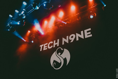 Tech N9ne - Live at Atlas, Kyiv [17.02.2019]