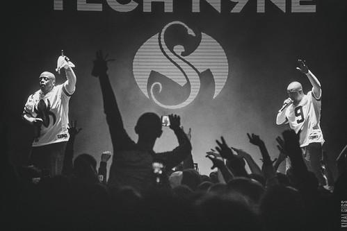 Tech N9ne - Live at Atlas, Kyiv [17.02.2019]