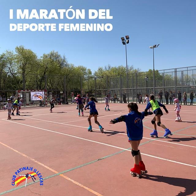 I Maratón del Deporte Femenino