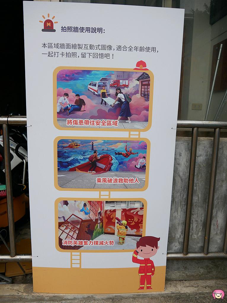 新竹二日遊,新竹旅遊,新竹景點,新竹消防博物館,新竹消防局,新竹美術館,漂浮的地球,蓋亞,親子同遊 @VIVIYU小世界