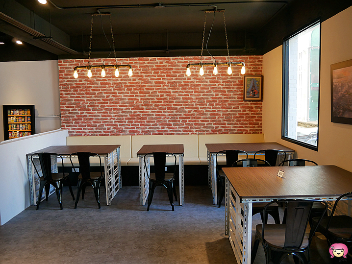 [桃園美食]M&H table.青溪國中旁老宅咖啡館|供應手工漢堡、燉飯、義大利麵~前方有庭院小橋流水 @VIVIYU小世界