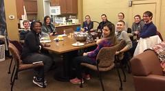 Bishop Visit Dinner