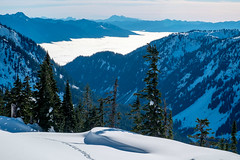 Artist Point Snowshoe