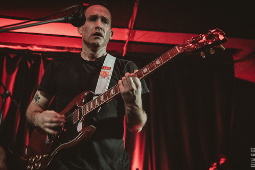 Xiu Xiu - Live at Closer, Kyiv [08.04.2019]