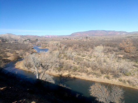 Verde Canyon train trip