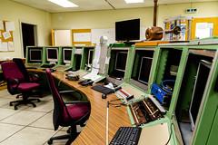 LINAC 2 Control Room