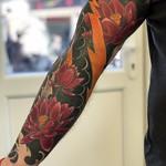 Japanese sleeve for Leigh