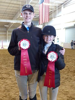 Congratulations to Pilgrim students, Tristan and Sophia Battin, as they continue to successfully compete in the Interscholastic Equestrian Association (IEA) horse show competition. They recently qualified at Regional Finals, and will be advancing to compe