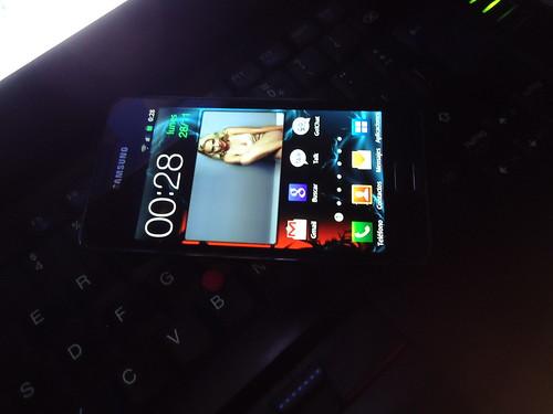 Mi samsung Galaxy S2