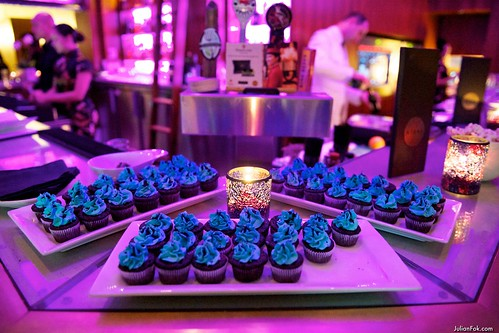 Dolce Delights at the Buzz Event