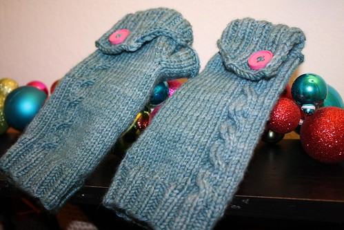 Commuter Mitts