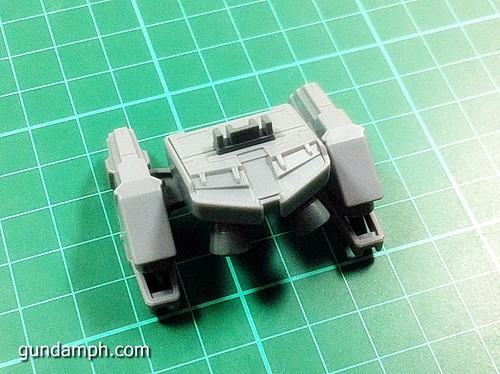MG 1 100 Sandrock EW Out Of The Box Build Review (40)
