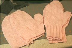 mitten-pinks