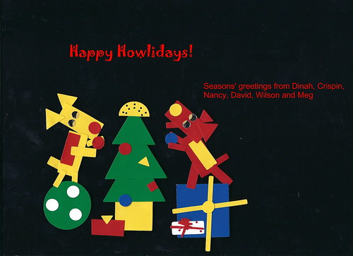 Happy Howlidays by floating ink