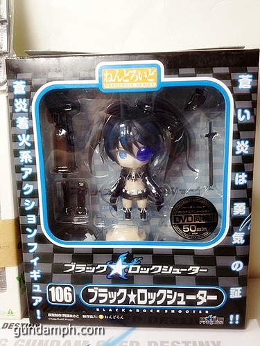 MG SF Wings of light Yotsuba Summer Vacation Black Rock Shooter Nendo (2)