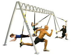 suspenion training plus core and balance
