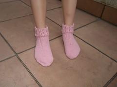 PinkCorn socks