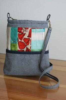 Bag #1 - Nancy Zieman's template