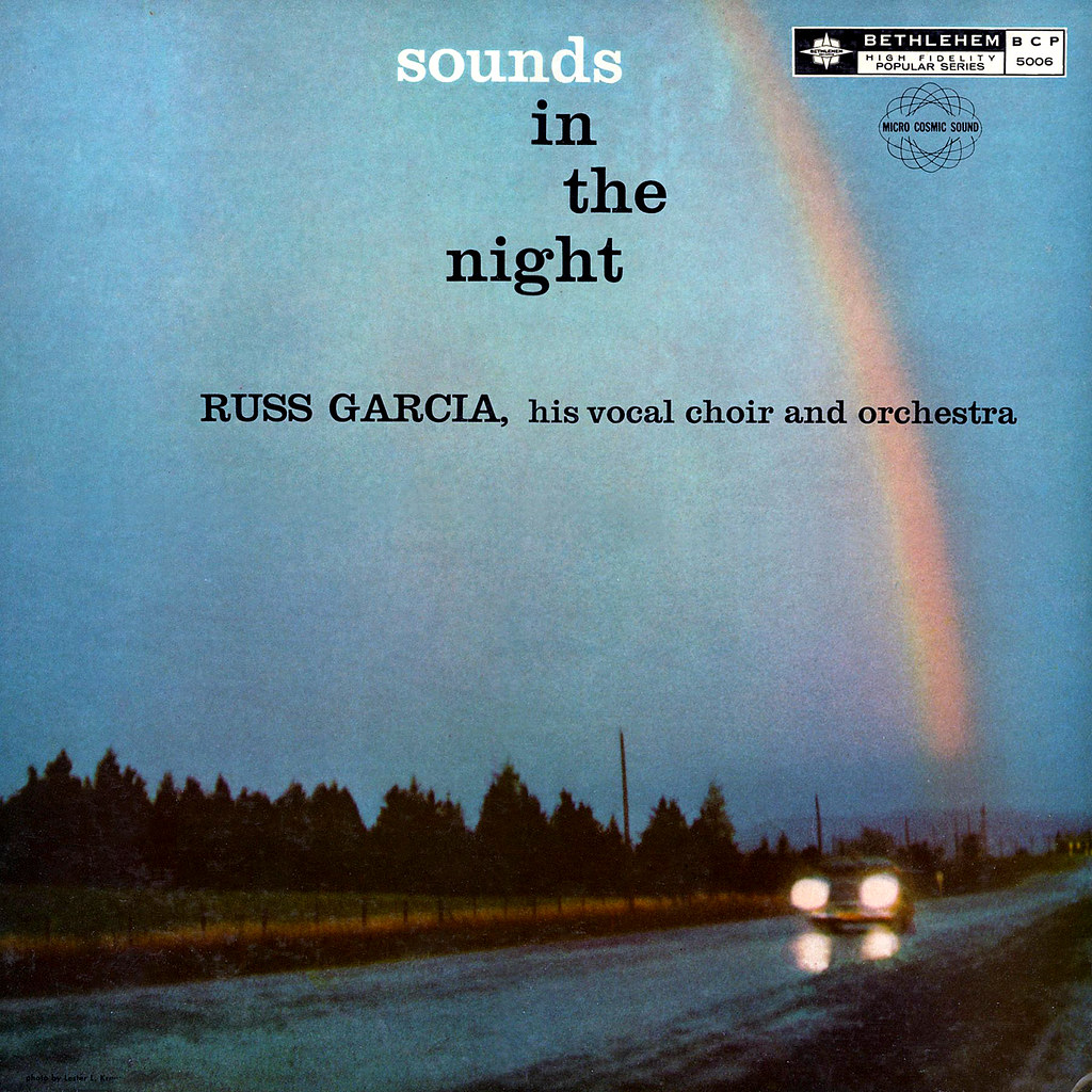 Russell Garcia - Sounds in the Night