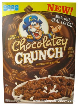 Cap'n Crunch's Chocolatey Crunch