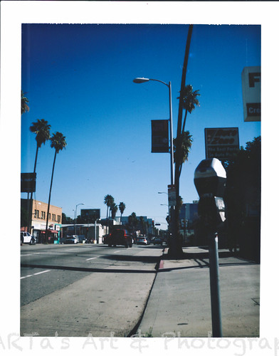 Sunset Blvd, Hollywood, CA