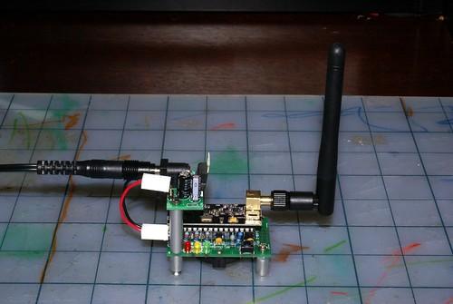 Wireless Sensor Node With Power