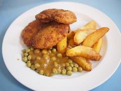 Pork cutlet, Colbar, Portsdown Road, Wessex Village, Wessex Estate