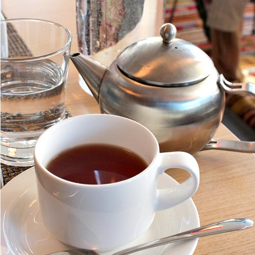 *Teapot
