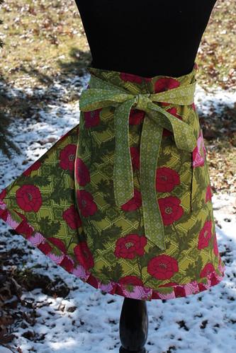 A new apron!