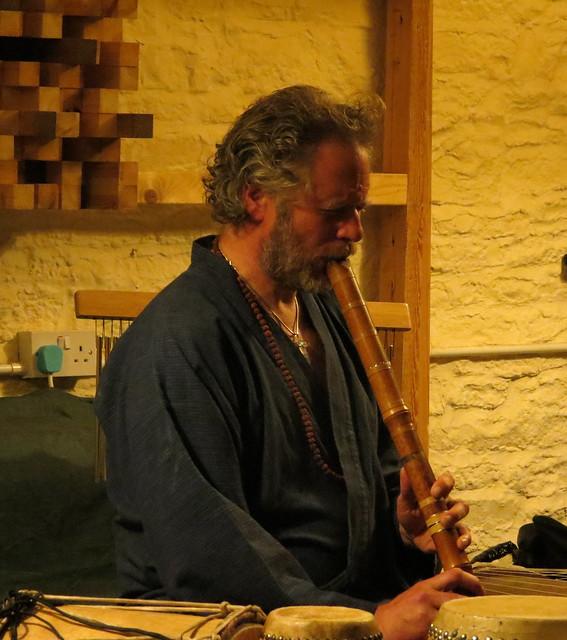 Mukashi Mukashi - Myth & Music of Old Japan, Cafe Kino, Bristol, 16th March 2014