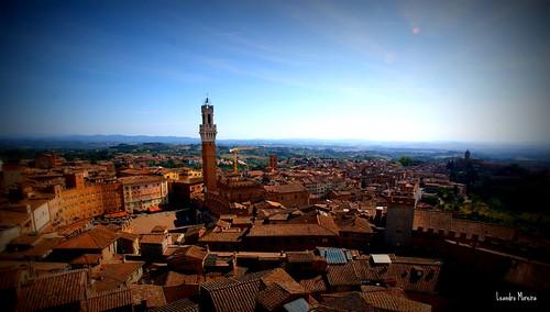 Vista do Mirante do Duomo