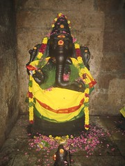 Vinayagar in the praharam