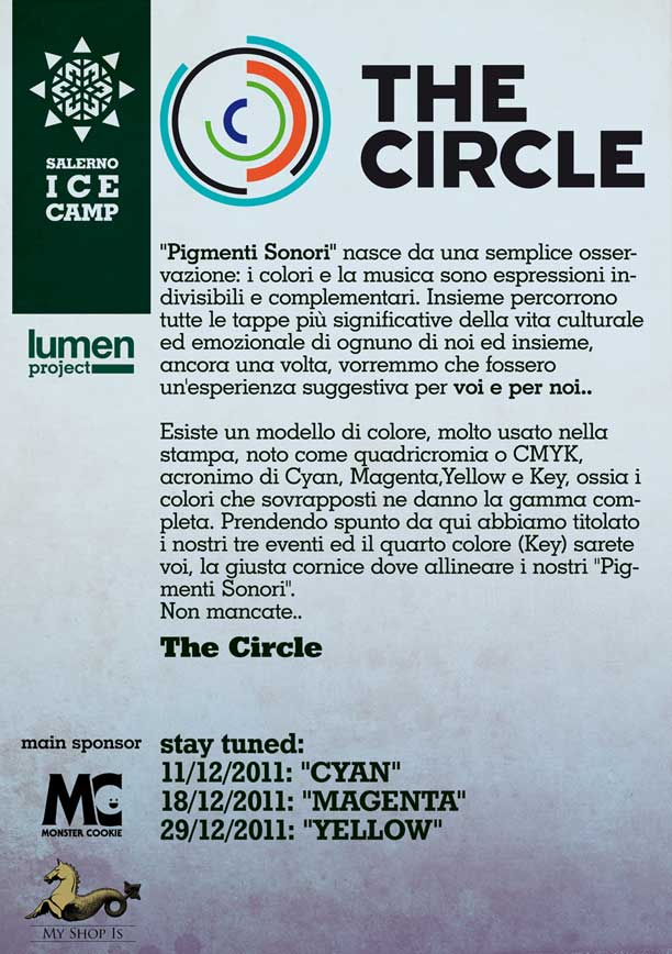 The Circle - Salerno Ice Camp
